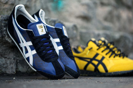 Onitsuka Tiger Street Style Collaboration Sneakers