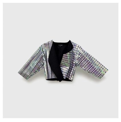 Short Other Check Patterns Long Sleeves Cotton Party Style