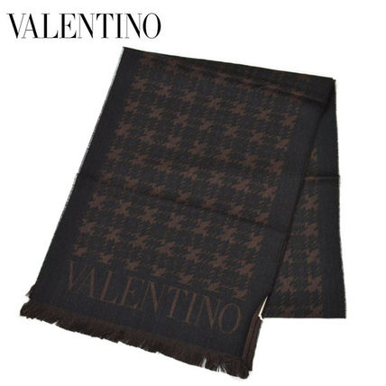 VALENTINO Wool Scarves