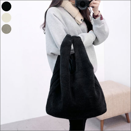 Faux leather soft Bag Daily &Cute