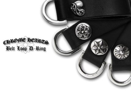 Leather Keychains & Bag Charms