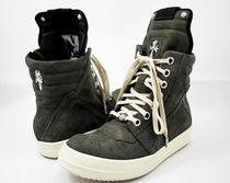 CHROME HEARTS Leather Sneakers
