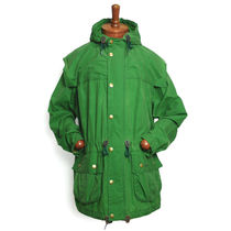 Barbour Long Parkas