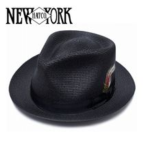NEW YORK HAT Straw Hats