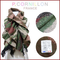 Camouflage Wool Heavy Scarves & Shawls