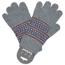 Barbour Wool Gloves Gloves