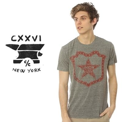 Crew Neck Star Cotton Short Sleeves Crew Neck T-Shirts