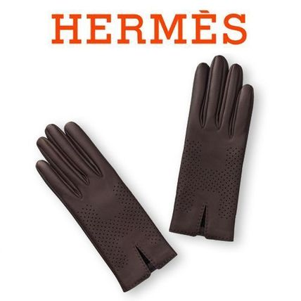HIT Leather Gloves