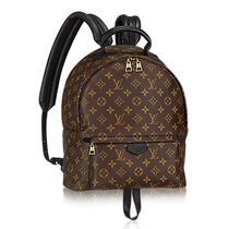 Louis Vuitton MONOGRAM Monoglam Backpacks