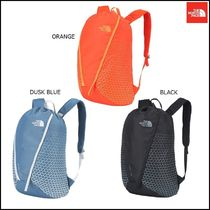 THE NORTH FACE Argile Nylon Street Style 2WAY Plain Backpacks