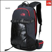 THE NORTH FACE Argile Leopard Patterns Nylon Street Style A4 2WAY Backpacks