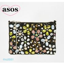 ASOS Flower Patterns 2WAY Party Style Clutches
