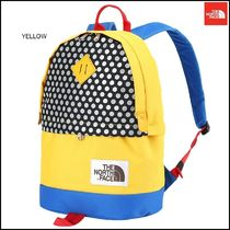THE NORTH FACE Dots Nylon Street Style 2WAY Plain Backpacks