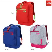 THE NORTH FACE Argile Nylon Street Style A4 2WAY Plain Backpacks