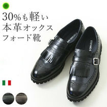 Stefano Gamba Leather Shoes