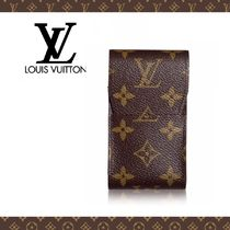 Louis Vuitton Monogram Leather Accessories