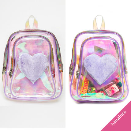 Heart Street Style Backpacks
