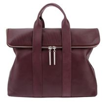 3.1 Phillip Lim A4 2WAY Bi-color Plain Leather Handbags