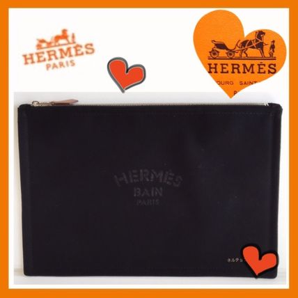 HERMES Unisex Cambus Bag in Bag Clutches