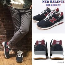 New Balance 1400 Unisex Suede Sneakers