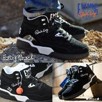 Ewing Athletics Unisex Suede Street Style Sneakers
