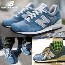 New Balance 996 Unisex Suede Low-Top Sneakers