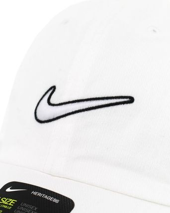 Nike AIR FORCE 1 Unisex Street Style Caps