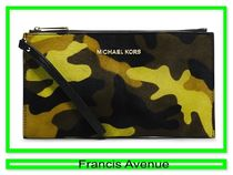 Michael Kors BEDFORD Other Animal Patterns Clutches