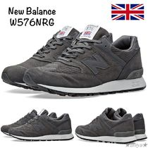 New Balance 576 Street Style Other Animal Patterns Leather Low-Top Sneakers