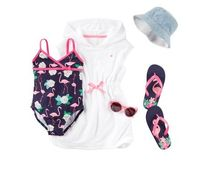 carter's Street Style Baby Girl Accessories