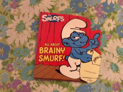 THE SMURFS blaneysmarf