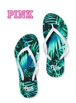 Victoria's secret Tropical Patterns Street Style Collaboration Sandals