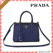PRADA Calfskin 2WAY Handbags