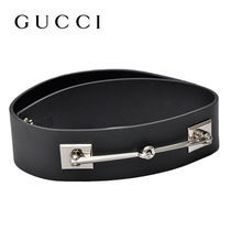 GUCCI Leather Elegant Style Belts