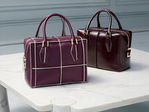 TOD'S 2WAY Plain Leather Totes