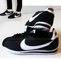 Nike CORTEZ Unisex Plain Low-Top Sneakers