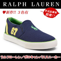 Ralph Lauren Plain Loafers & Slip-ons