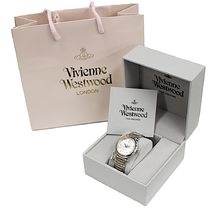 Vivienne Westwood Casual Style Round Quartz Watches Office Style Elegant Style
