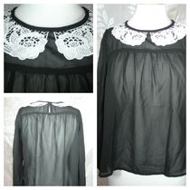 Primark Long Sleeves Plain Shirts & Blouses