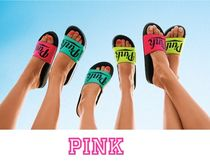 Victoria's secret Street Style Collaboration Sport Sandals Flat Sandals