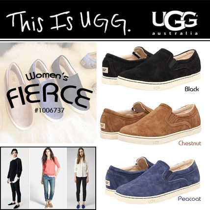 100% Yes UGG Fierce Slip-on