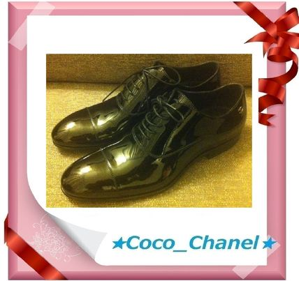 Reserved ultra rare CHANEL dress shoes for men