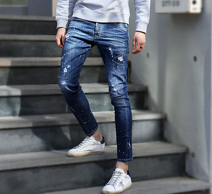 16SS DSQUARED2 Dee Squared Sexy Twisted Jeans