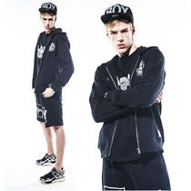BOY LONDON Short Studded Varsity Jackets