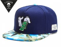 CAYLER&SONS Tropical Patterns Street Style Hats