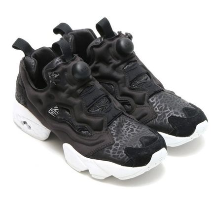 Reebok PUMP FURY Low-Top Sneakers