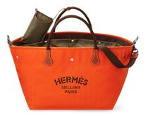 HERMES Unisex Totes