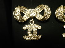 CHANEL TIMELESS CLASSICS Costume Jewelry Party Style Earrings & Piercings