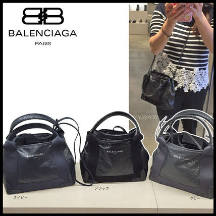 2way leather tote