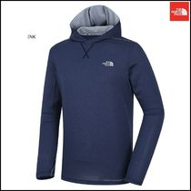 THE NORTH FACE Argile Wool Street Style Long Sleeves Plain Shirts